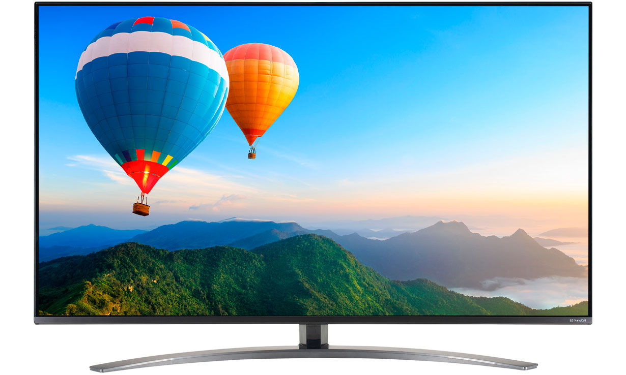 Black Friday LG-49NANO816NA television