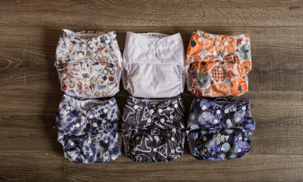 Parent diary: my first time trying reusable nappies