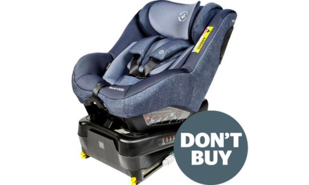 Maxi Cosi Beryl car seat
