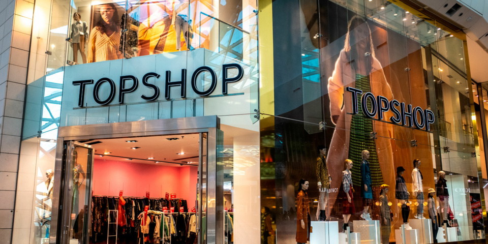 Topshop owner Arcadia goes into administration – what do customers need to know?