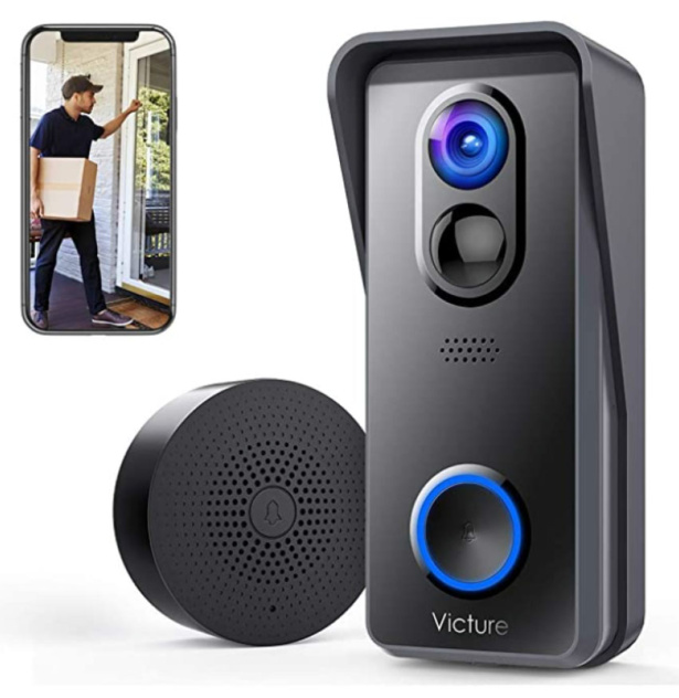 Victure Doorbell VD300