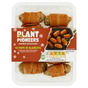 Sainsburys vegan pigs in blankets