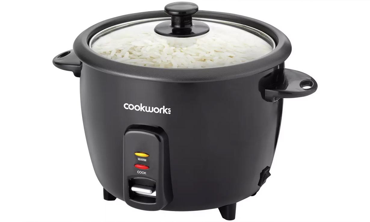Argos Cookworks rice cooker