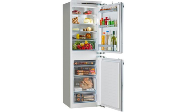 Bosch KIV85VSF0G fridge freezer