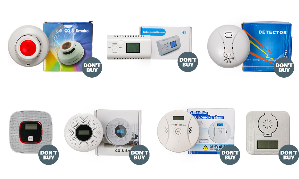 Which? don't by carbon monoxide alarms