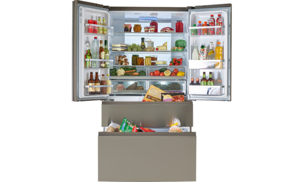 Haier HB26FSSAAA fridge freezer