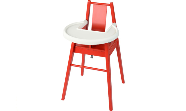 Ikea Blames high chair
