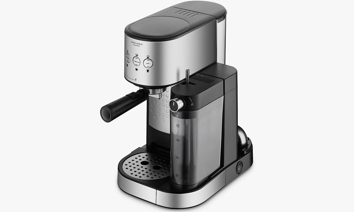 John Lewis pump espresso machine