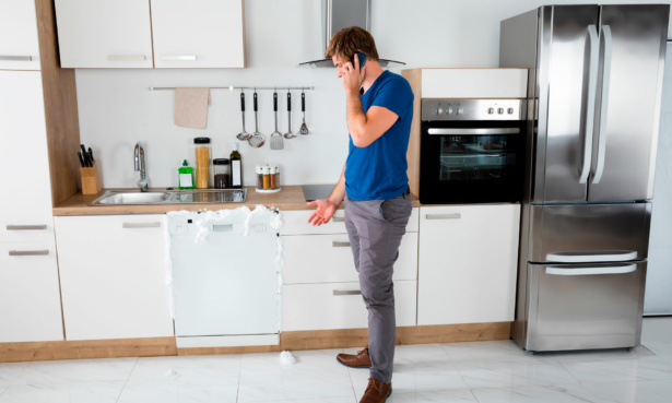 How long should you expect your large kitchen appliances to last?
