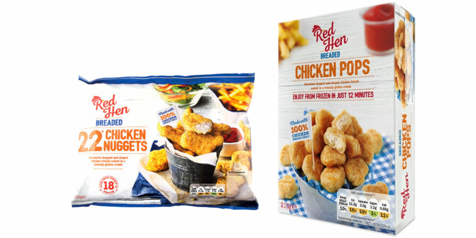 Food recall: Lidl recalls some Red Hen chicken products due to salmonella