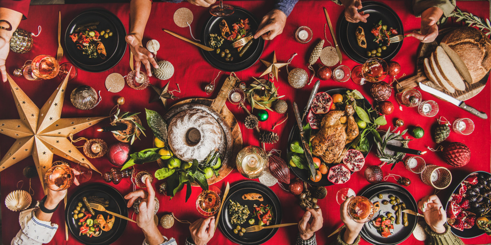 The hidden health benefits of your Christmas dinner