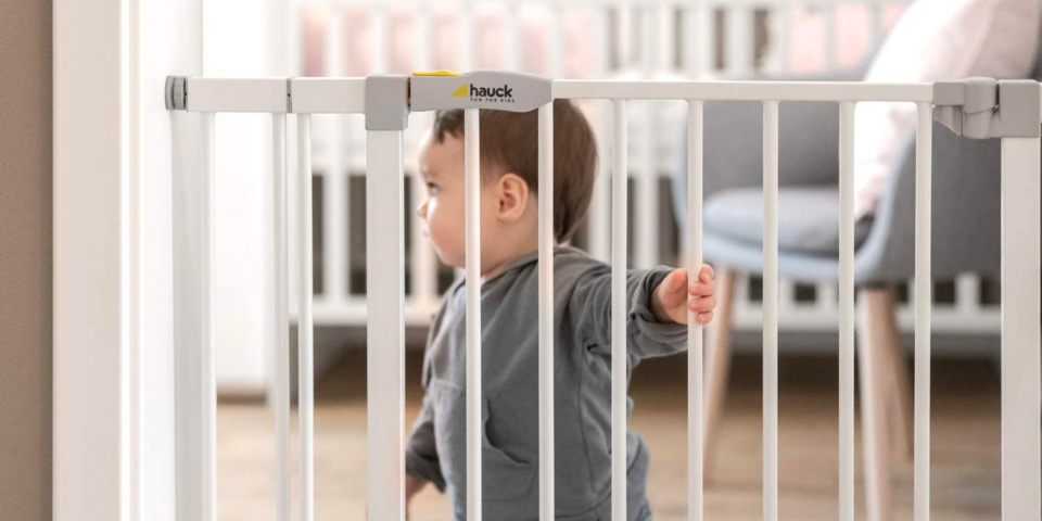 Don't Buy Hauck stair gate recalled in error