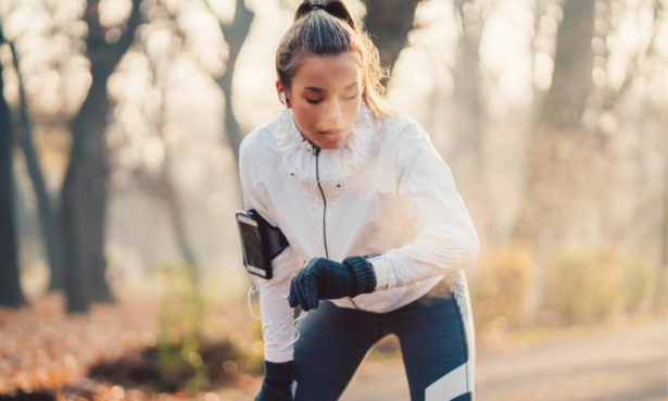 Five ways to use a fitness tracker or smartwatch to keep fit in the new year