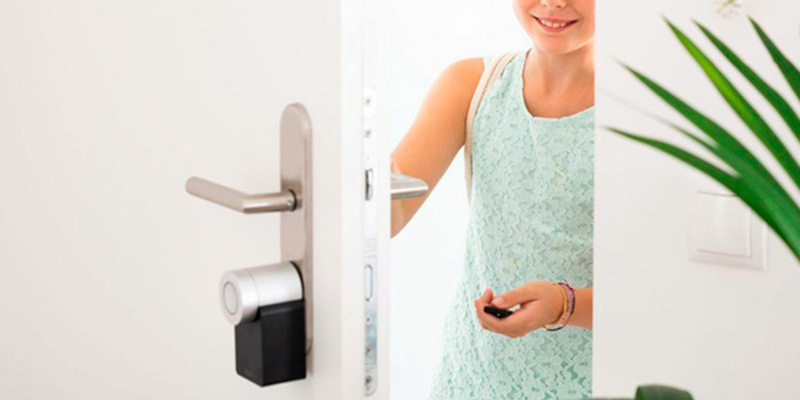 Can a smart lock keep your home safe? Nuki smart door lock reviewed