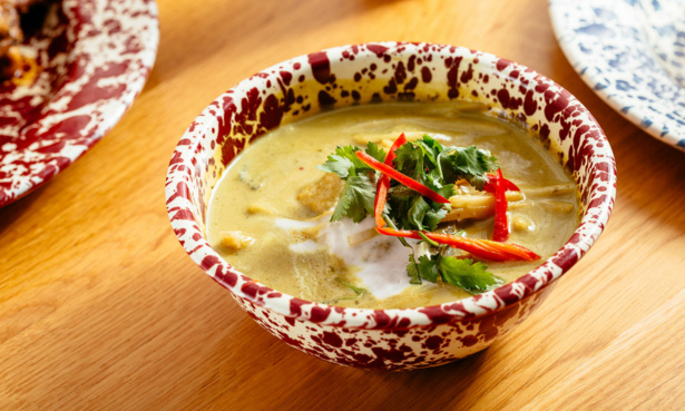 Turkey Thai Green Curry