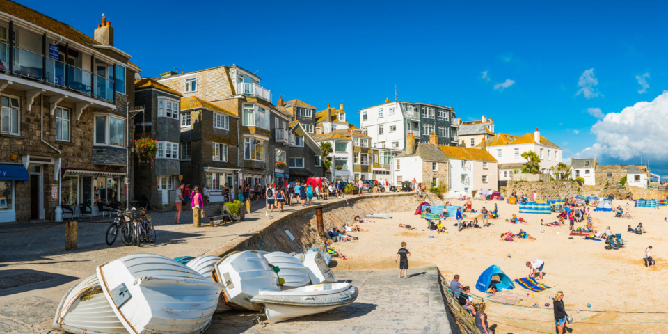Revealed: the happiest places to live in Great Britain