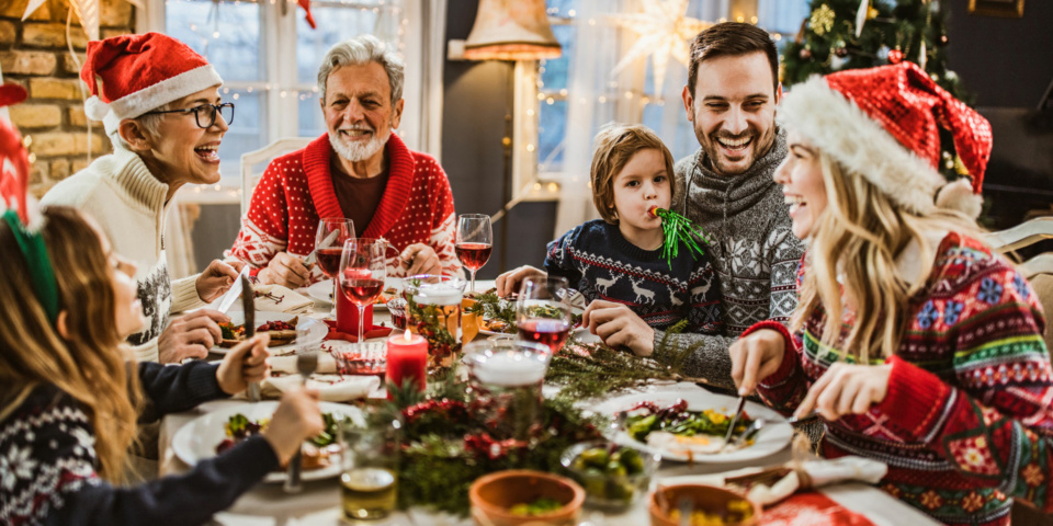 Food storage tips: how to organise your fridge this Christmas