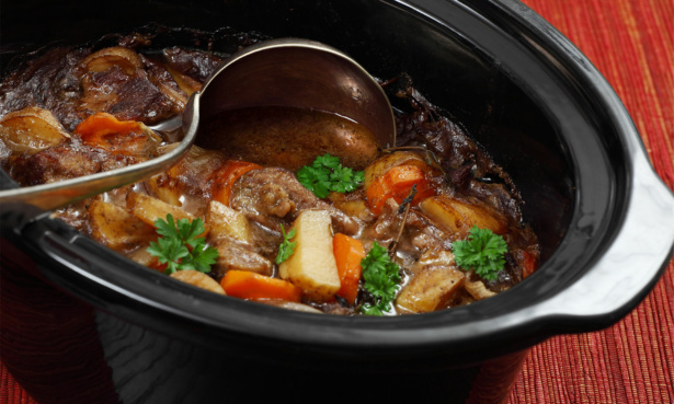 Slow cooker meal