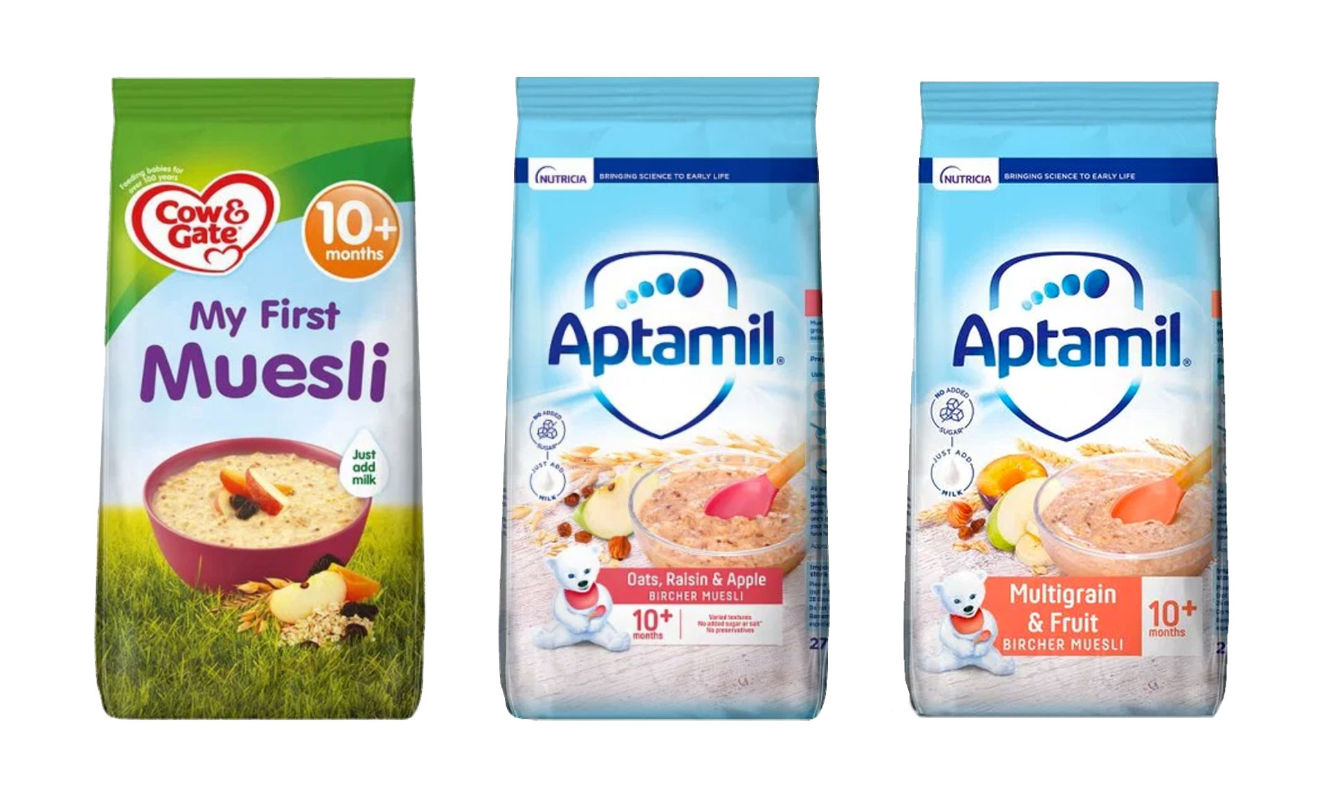 Product recall: Aptamil Muesli products may contain choking hazard – Which? News