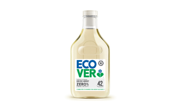Product recall: Ecover Zero % Non Bio Laundry Liquid recalled due to safety issue