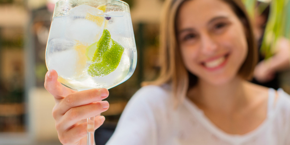 How does Gordon's Alcohol Free 0.0% gin compare with the real thing in your gin and tonic?