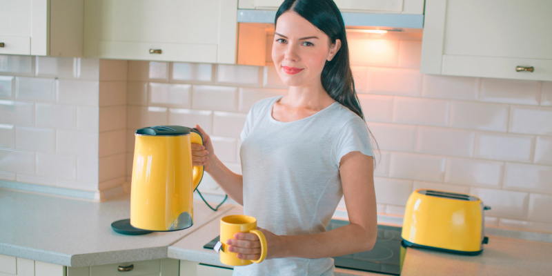 Matching kettle and toaster sets to inspire your kitchen renovation