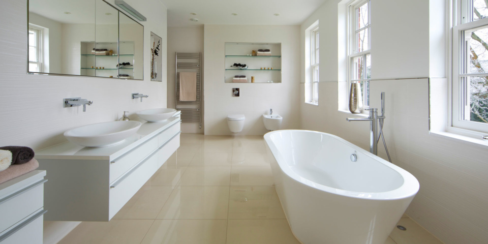 Six things you should know when redoing your bathroom