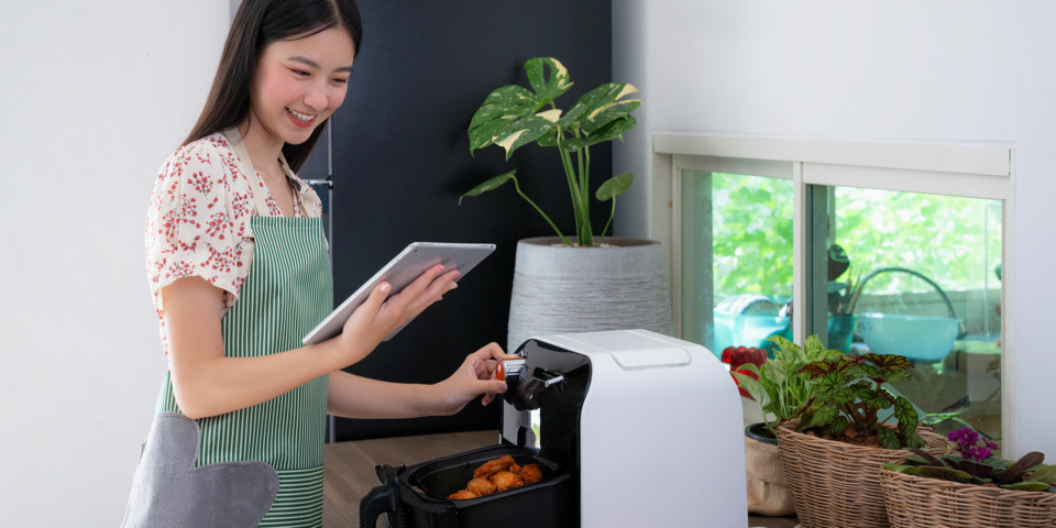 Beyond chips: six must-try air fryer recipe ideas