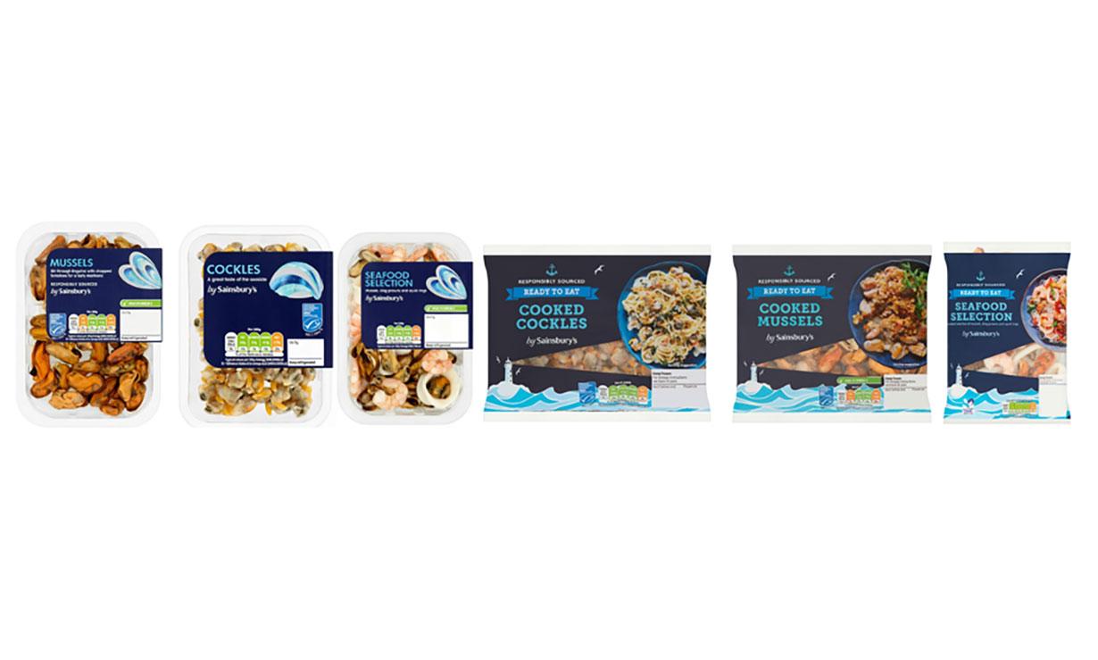 Sainsbury's seafood recall