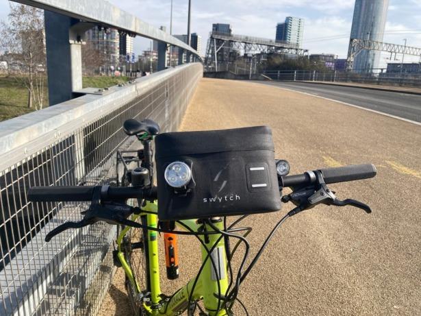 Swytch bike battery pack