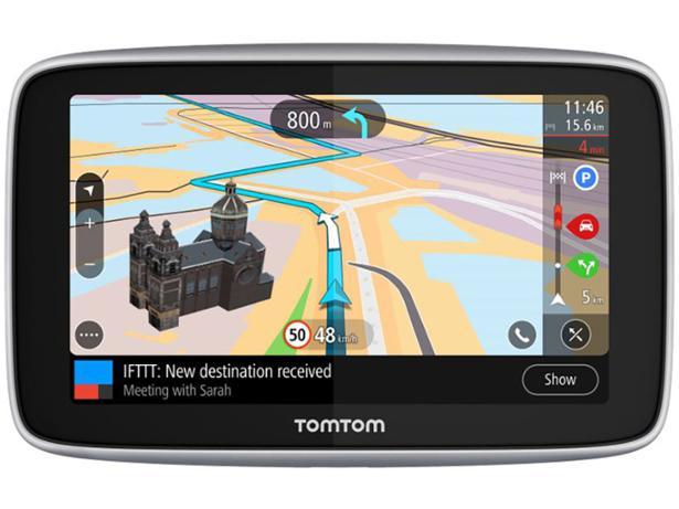 Tomtom Premium X sat nav traffic data