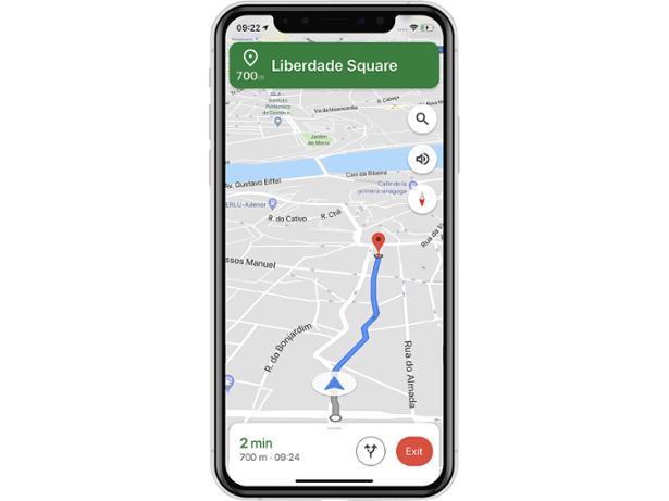 Google Maps Traffic updates