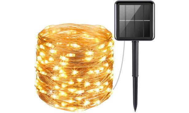 Criacr LED String Lights, 100 LED.