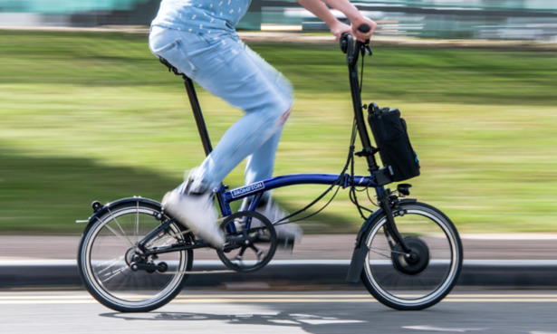 Brompton issues electric bike safety recall