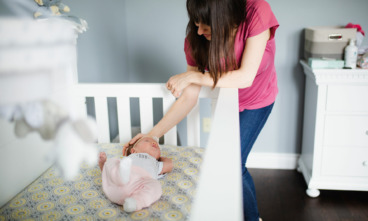 Five safety key tips to maintain and clean your baby's cot mattress