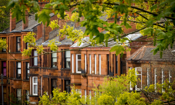 houses in Glasgow