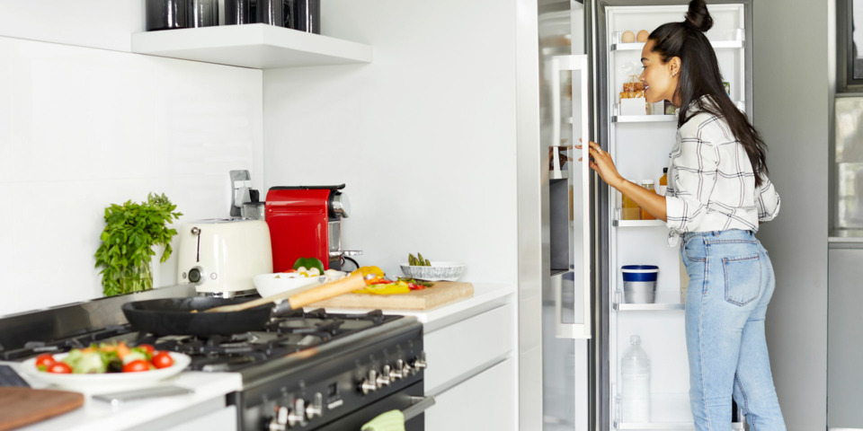 Seven tips to help lower the cost of running your fridge freezer