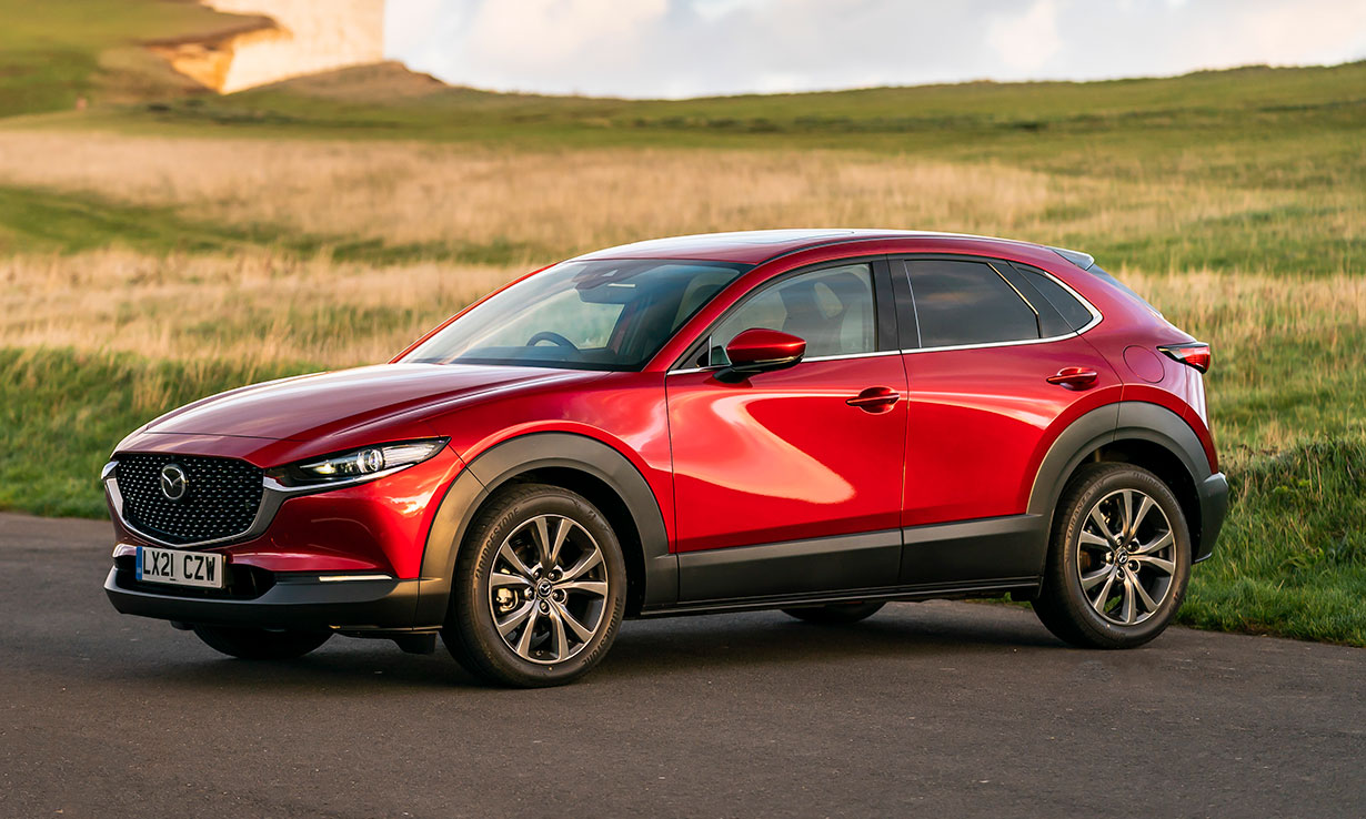 Mazda CX-30 SUV car