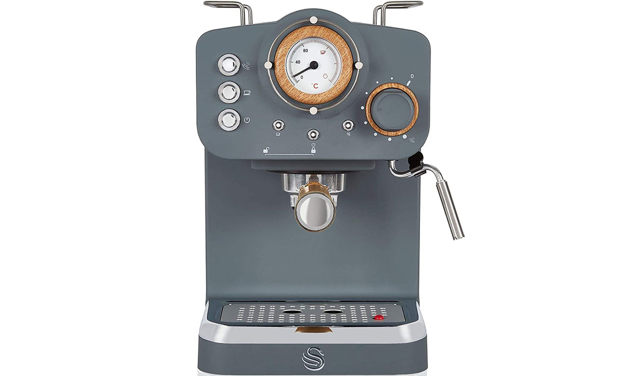 Swan Nordic coffee machine