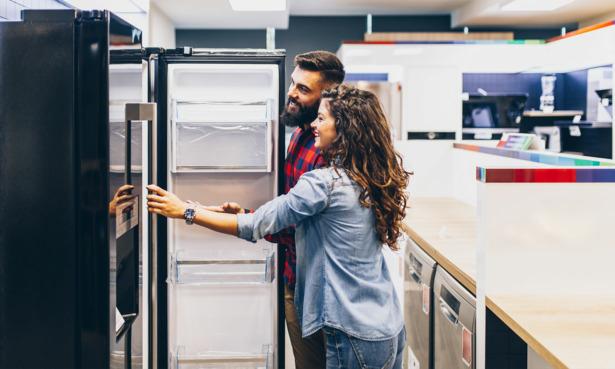 Shopping for a new fridge