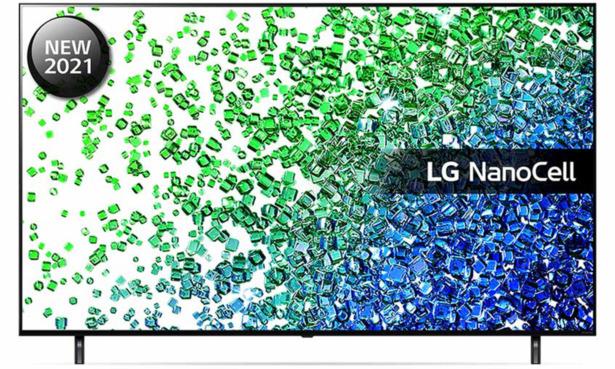 LG 55NANO806PA TV