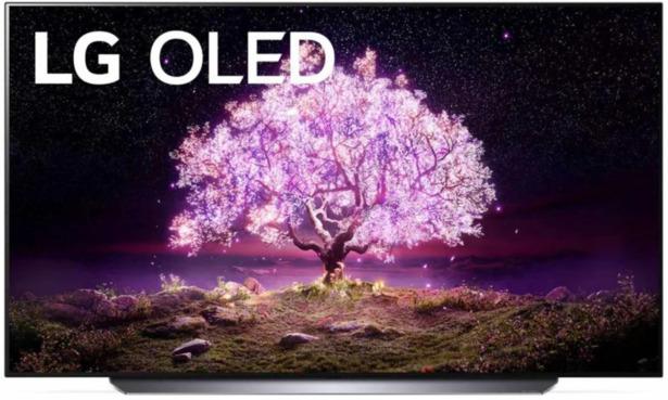 LG OLED55C14LB TV