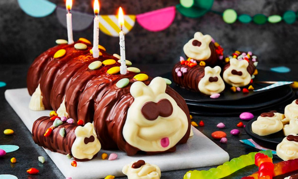 Caterpillar cakes compared: which supermarket came out on top?