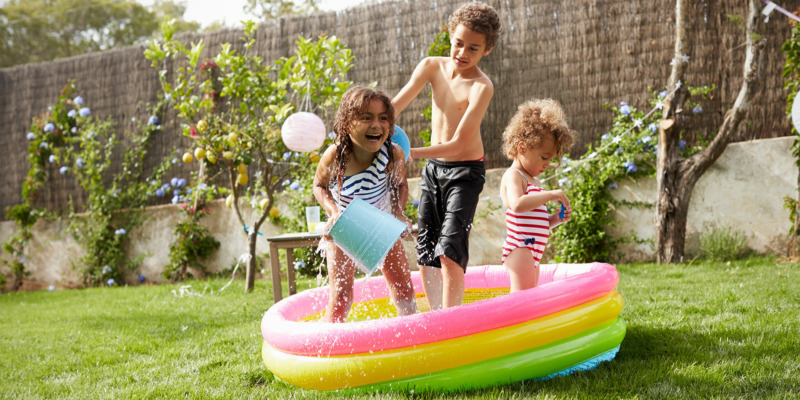 Seven garden hazards you need to protect your child from