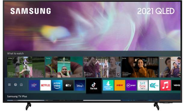 Samsung QE55Q60A TV
