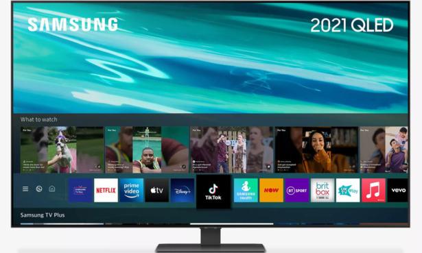 Samsung QE55Q80A TV