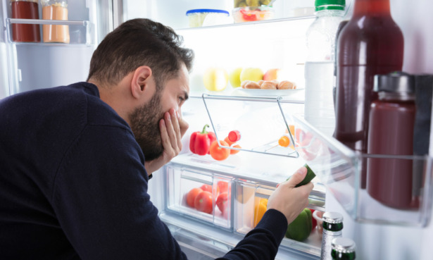 Five reasons your fridge smells – and what to do about it