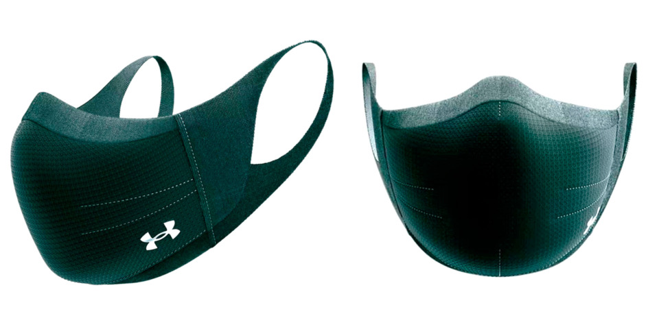 Under Armour face mask withdrawn from sale due to potential safety concerns