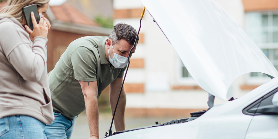 Revealed: the cheapest car breakdown plans that have you covered at home