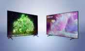 Cheap TVs fight it out: LG's cheapest OLED and Samsung's cheapest QLED compared